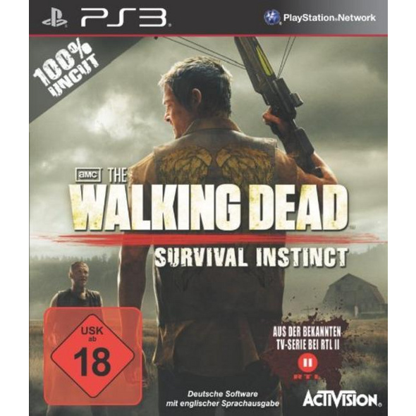 The Walking Dead: Survival Instincts (100% UNCUT)