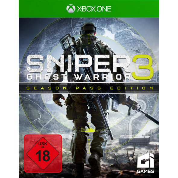 CI Games Sniper Ghost Warrior 3 - Season-Pass Edition