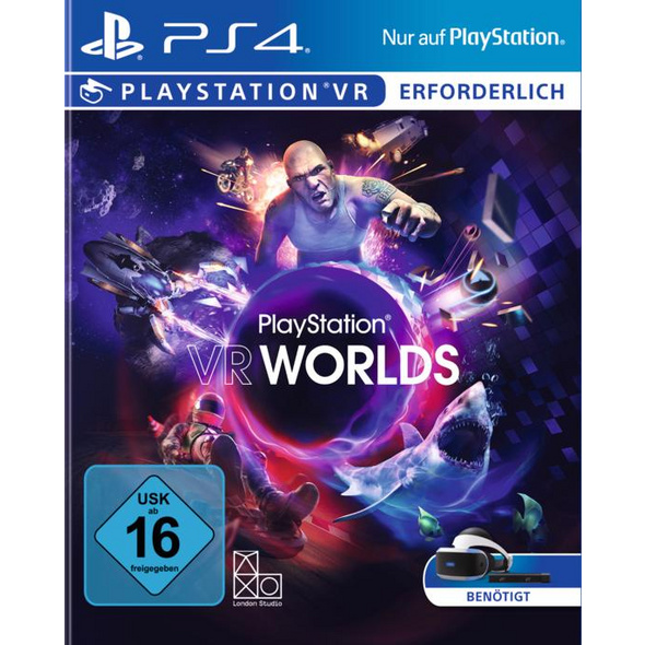 Sony PlayStation VR Worlds