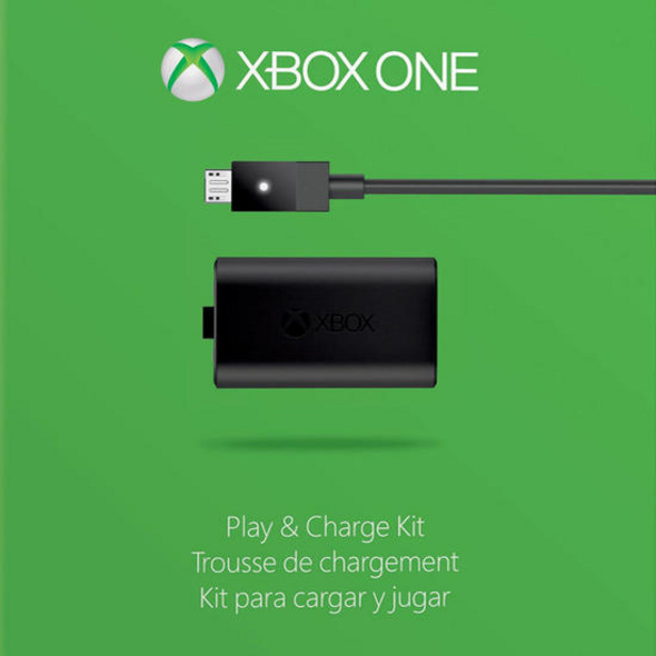 Xbox One Play & Charge Kit 2017