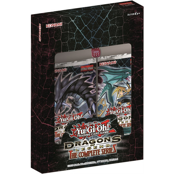 Yu-Gi-Oh! Trading Card Game: Dragons of Legend: Complete Series
