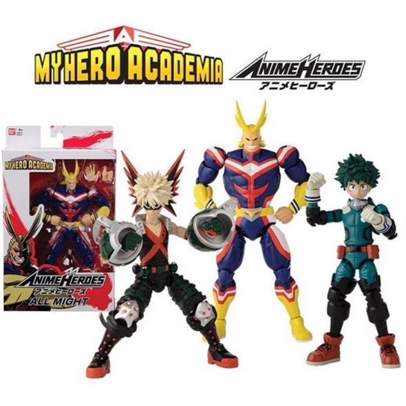 My Hero Academia - Figur (zufällige Auswahl) Anime Heros