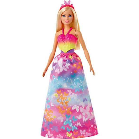 Barbie Dreamtopia 3-in1-Fantasie Spielset mit Puppe (blond)