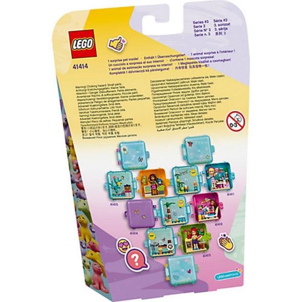 LEGO® Friends Magische Würfel 41414 Emmas Sommer Würfel - Eis Café