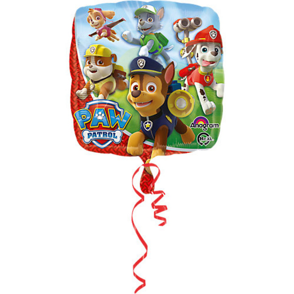 Folienballon Paw Patrol