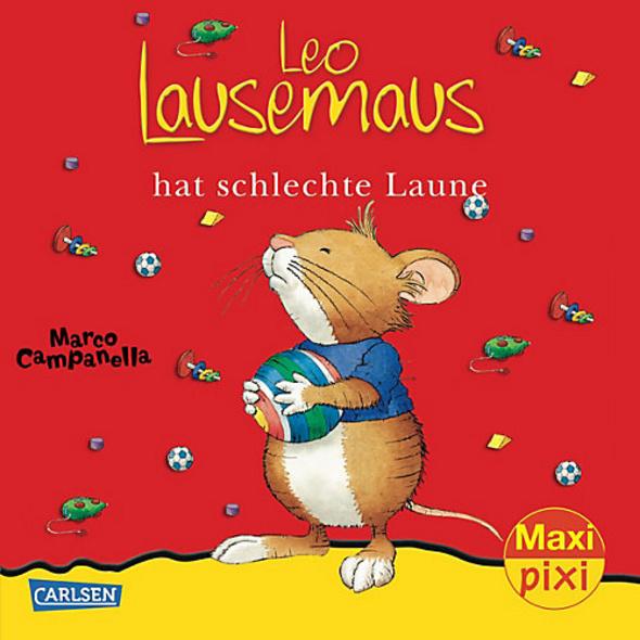 Maxi Pixi 27: Leo Lausemaus hat schlechte Laune