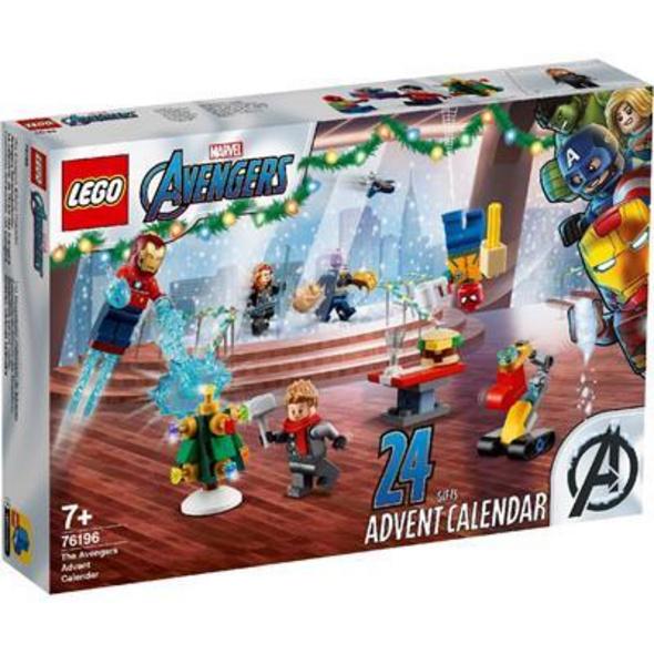 LEGO® Marvel Super Heroes™ 76196 LEGO® Marvel Super Heroes™ Adventskalender