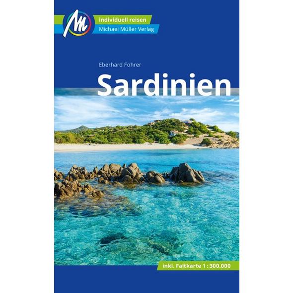 Sardinien Reiseführer Michael Müller Verlag