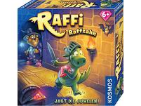 Raffi Raffzahn - Magisch magnetisches Memo-Spiel