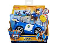 PAW Patrol: Der Kinofilm - Chases Polizeiauto inkl. Figur