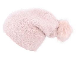 Mütze - Zartrosa
