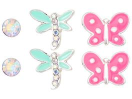 Kinder Ohr-Set - Sparkling Dragonfly