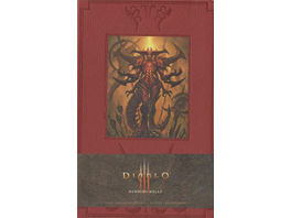 Diablo Notizbuch - Burning Hells