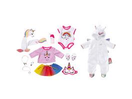 Exklusiv BABY born® Great Value Set Unicorn