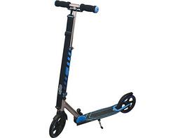 Scooter 205 mit Tragegurt, blau