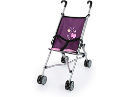 Puppenwagen Buggy Butterfly