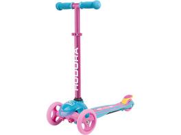 Scooter Flitzkids, pink