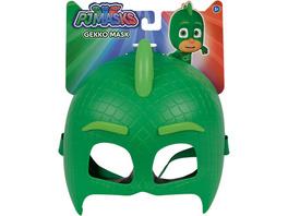 Maske PJ Masks Gecko