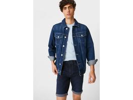 Jeans-Shorts - Jog Denim