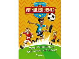 Der Wunderstürmer 2 - Zwei Fußballstars sind besser als einer!